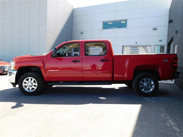 Pre-Owned 2013 Chevrolet Silverado 2500HD LT