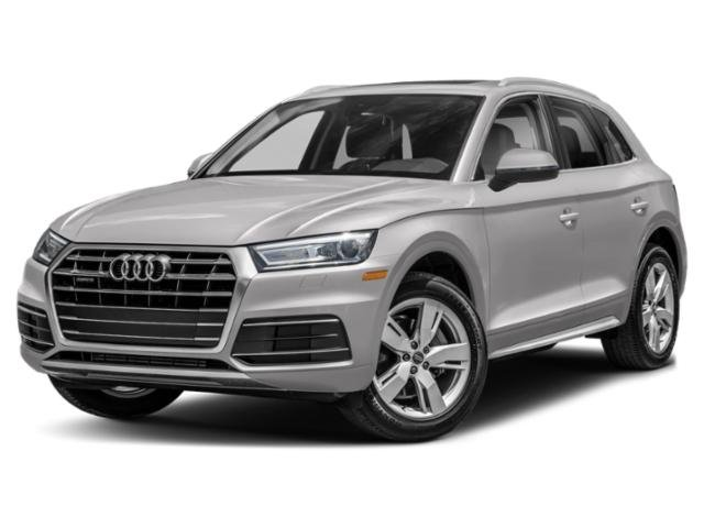Pre-Owned 2018 Audi Q5 Premium Plus