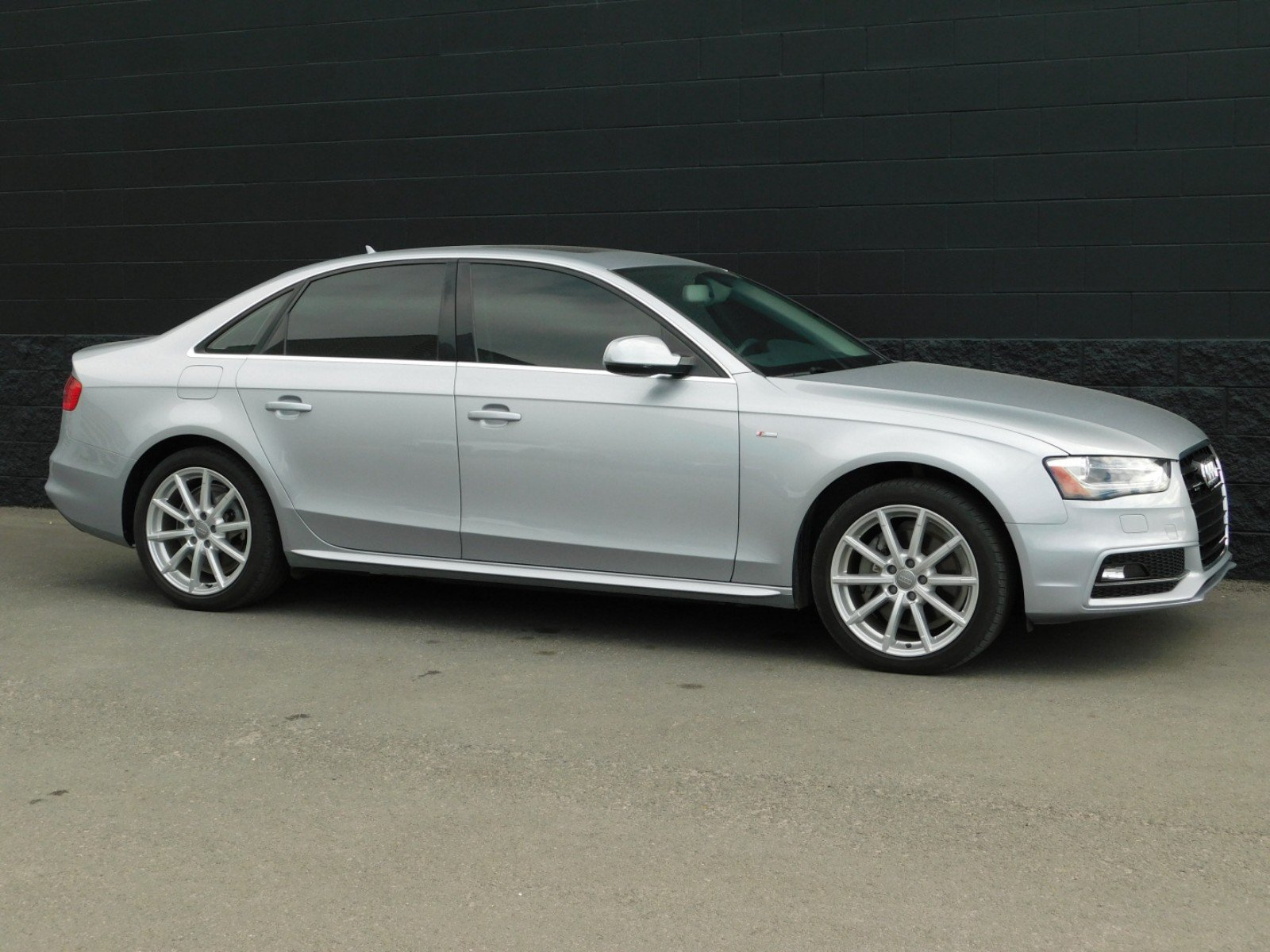 Pre Owned 2016 Audi A4 Premium Plus 4dr Car in Lehi 2P A