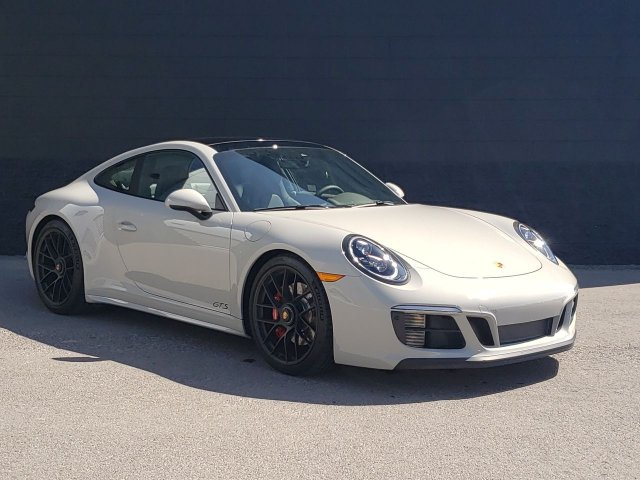 Certified Pre-Owned 2019 Porsche 911 Carrera 4 GTS