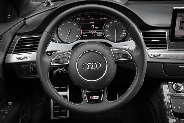 Pre-Owned 2016 Audi S8 4.0T
