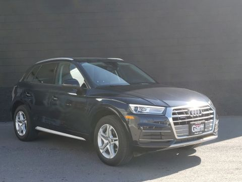 Pre-Owned 2018 Audi Q5 Tech Premium