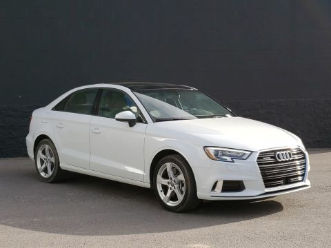 Pre-Owned 2019 Audi A3 Sedan Premium