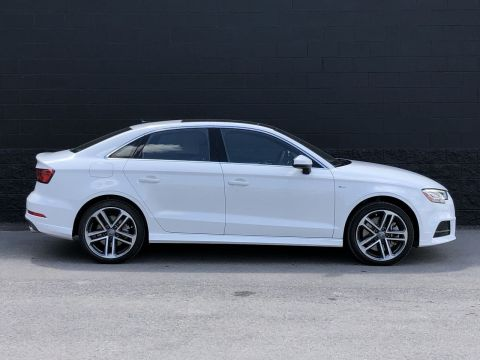 Pre-Owned 2019 Audi A3 Sedan Premium Plus
