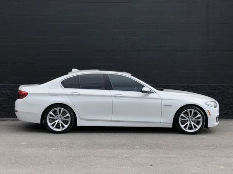 Pre-Owned 2015 BMW 5 Series 535d xDrive