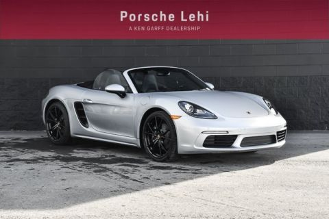 New 2018 Porsche 718 Boxster 2DR ROADSTER