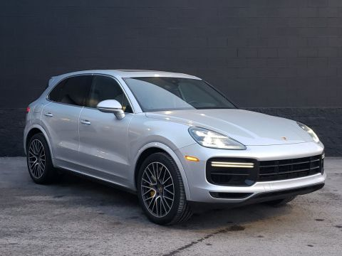 Pre-Owned 2019 Porsche Cayenne Turbo
